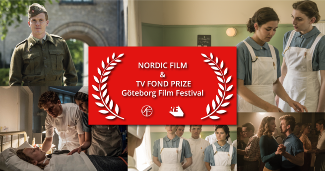 THE NEW NURSES NOMINATED FOR NORDIC FILM & TV FOND PRIZE